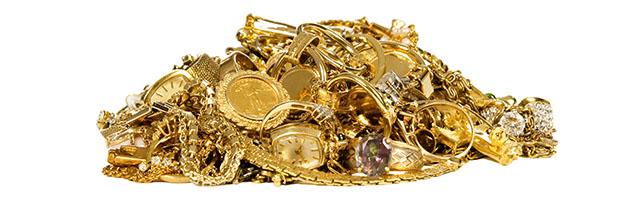 Nous achetons votre or et vos bijoux