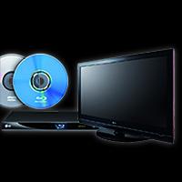 TV, lecteurs, DVD